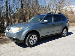 Subaru Forester for sale by owner