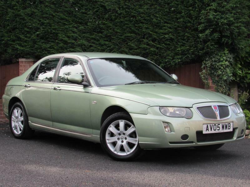 Used Rover 75 connoisseur diesel for Sale   Used Cars ...