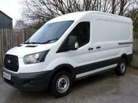 2017 Ford Transit 2.0 330 A/C FWD L2 H2 EURO 6 130 ps MWB Panel Van Diesel Manua