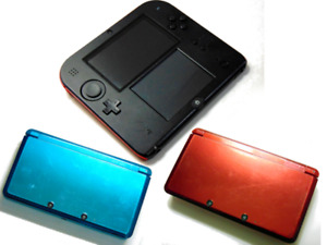 2x 3DS Original systems & 2DS