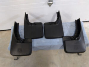 "Set of 4 ""2010""Dodge Ram 1500 Mud Guards"