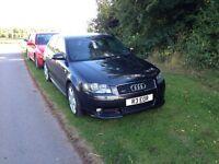 Audi A3 3.2l v6