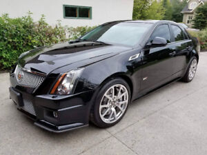 Like new, low millage, 2010 Cadillac CTS-V for sale