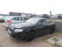 AUDI A4 2.0 TDI S LINE DAMAGED REPAIRABLE SALVAGE