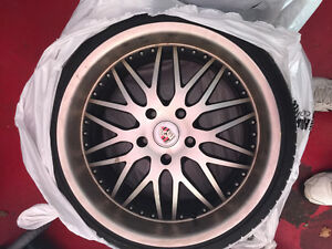 20 inch wheels/rims and tires Porsche 911 Turbo or C4S