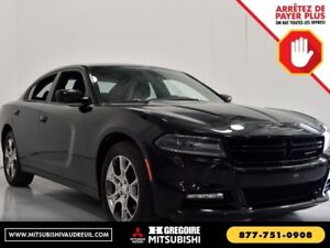 2017 Dodge Charger SXT AWD Auto Bluetooth A/C-BiZone Cruise USB
