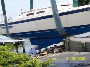 O Day 25 Sailboat