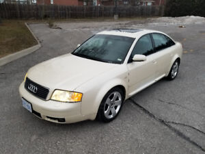 $2500 or BEST OFFER /  FULLY LOADED ********** AUDI A6  QUATTRO