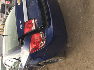 2012 Chevy Cruze for parts