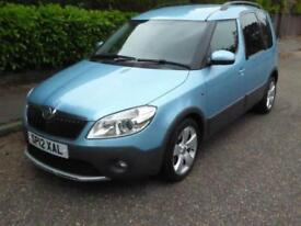 2012 Skoda Roomster 1.6 TDI Scout 5dr