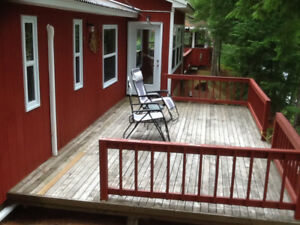 WATERFRONT PROPERTY FOR SALE on the beautiful Nashwaak River