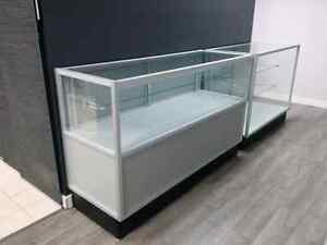 *GOOD CONDITION* - Two Retail Glass Display Cabinets London Ontario image 1