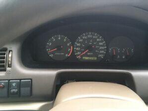 2002 Mazda 626 LX Berline