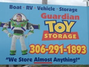 Outdoor Year Round Storage 15 min from Saskatoon on Highway 41