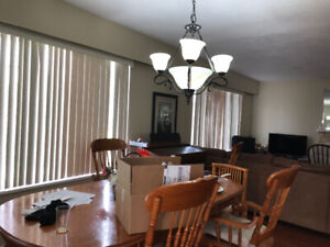 3br - 1300ft2 -3 bdrm 2 btrm upper level unit near Richmond High
