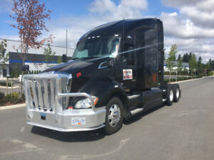 2016 Kenworth T680 Tractor- Owner Operator Driven