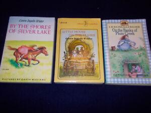Laura Ingalls Wilder Little House on the Prairie books