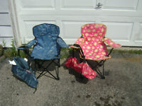 boys and girls lawn chair