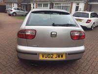 Cheap!! 2002 Seat Leon 1.8T Cupra 240BHP!! Not 225 St Vrs GTI TDI HDI Golf Focus Fiesta Sri SXI GT