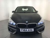 2015 BMW 218D SE DIESEL 5 DOOR HATCHBACK 1 OWNER BMW SERVICE HISTORY FINANCE PX