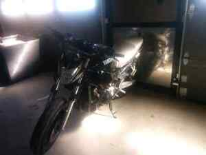 2 motorcycles for sale or trade