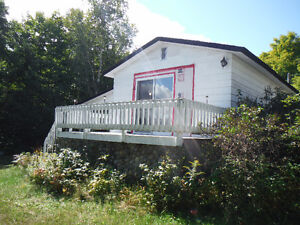 Cottage on Lac Cardinal in Quebec