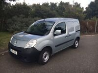 2011 Renault Kangoo 1.5 DCI 1pre owner full service silver 2keys lovely van PX welcome