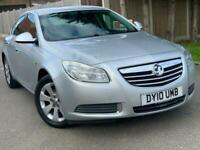 2010 Vauxhall Insignia 1.8i 16V SE 5dr HATCHBACK Petrol Manual