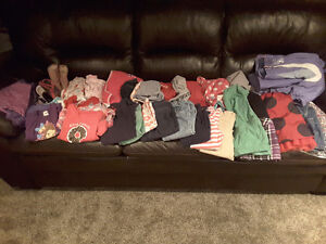 Girls baby clothes (18 months - 2T)