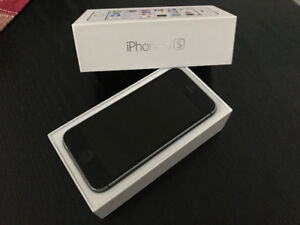 iPhone 5s -16g  Bell