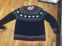 Christmas sweater XL