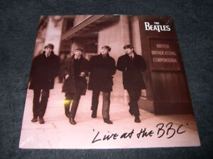 The Beatles - Live at the BBC (1994) 2 vinyles neuf et scèllé