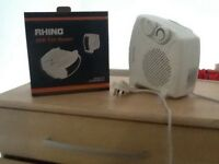 Rhino fan heaters