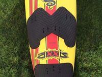 fantastic surfboard / windsurfing
