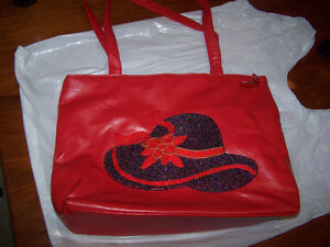 Red Hat purses/ bags & accessories