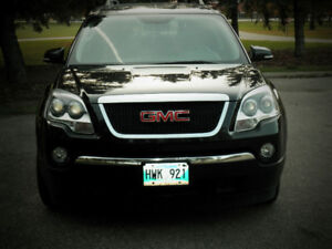 2010 GMC ACADIA - All Wheel Drive - Great Family SUV