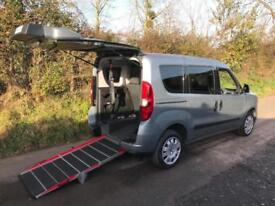 2013 Fiat Doblo 1.4 16V MyLife 5dr WHEELCHAIR ACCESSIBLE VEHICLE 5 door Wheel...