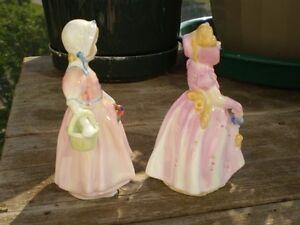 """Royal Doulton Figurines """" Babie HN1679 &""""Babie"""" HN2121 Kitchener / Waterloo Kitchener Area image 4"""