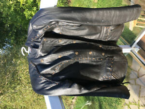 Harley Davidson Coat paid A lot great shape