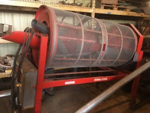 Farm king grain cleaner