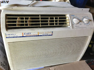 FS: Window AC 5000btu, soymilk maker, folding bike