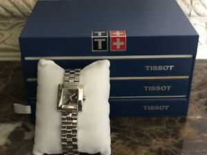 Tissot Stainless Steel Sapphire Crystal Ladies Watch L730K