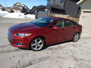 2016 Ford Fusion Sedan- 7 year warranty- premium care