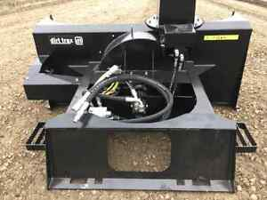 Snow Blowers- Skid Steer Attachments/Snow Removal  Edmonton Edmonton Area image 4