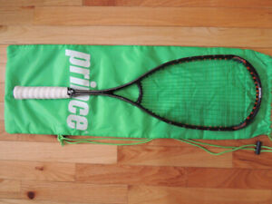 Prince EXO3 Tour Squash Racket Strung with Green Bag