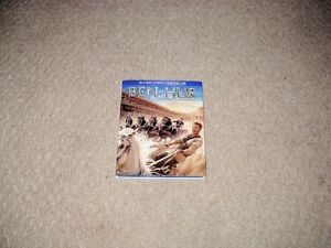 BEN HUR(2016) BLURAY AND DVD COMBO SET FOR SALE!