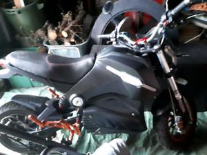 Daymak 72v E Bike - OBO