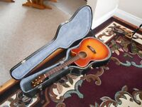 Takamine G Series Acoustic Guitar w/ Case