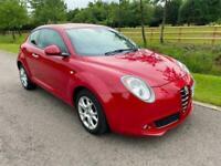 2011 Alfa Romeo MiTo 1.3 JTDM-2 85 Sprint 3dr HATCHBACK Diesel Manual