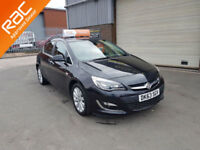 2013 63 VAUXHALL ASTRA 1.6i ELITE 5 DOOR ONLY ONLY 41,300 MILES WARRANTED
